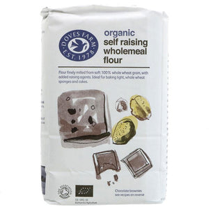 Self Raising Wholemeal Flour Organic PRICE CHECK