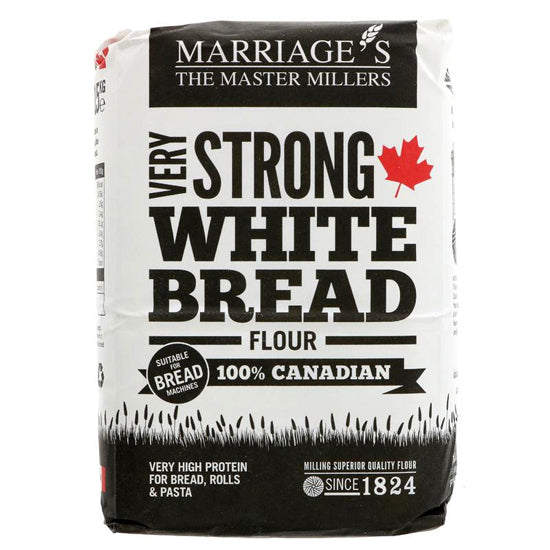 Canadian Very Strong White Bread Flour