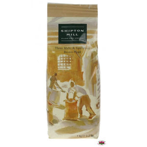 Three Malts Brown Flour Organic