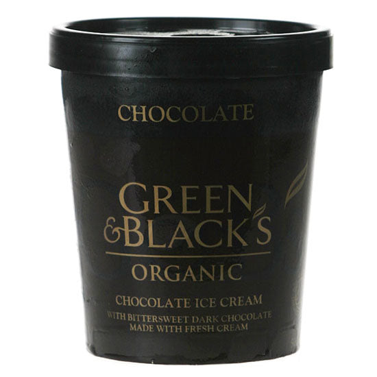 Chocolate Ice Cream Organic