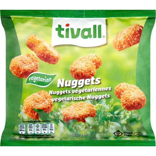 Vegetarian Nuggets
