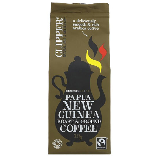 Arabica Ground Coffee Organic