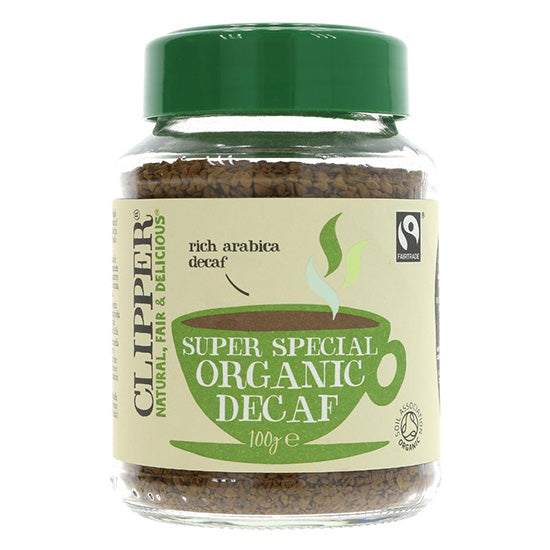 Decaffeinated Instant Organic PRICE CHECK