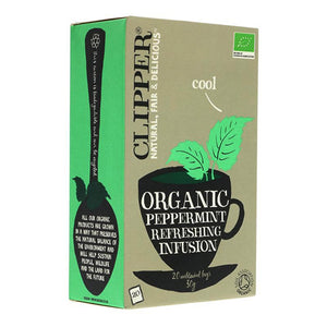 Peppermint Tea Organic