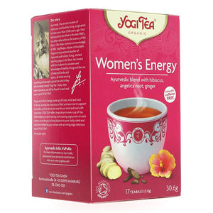 Womens Energy Tea Organic