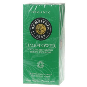 Lime Flower Tea Organic