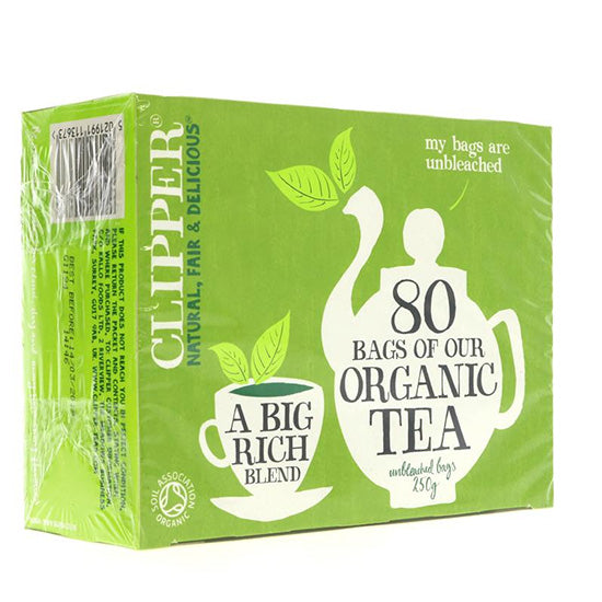 Organic Teabags Fairtrade
