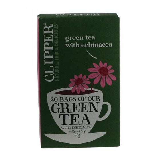 Green Tea with Echinacea