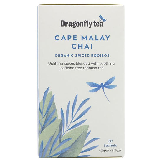 Cape Malay Rooibosh Chai organic