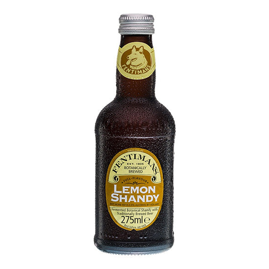 Traditionally Brewed Shandy