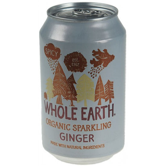 Sparkling Ginger Organic Can
