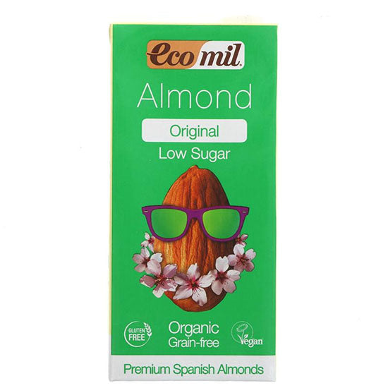 Almond Drink sweetened with Agave Organic