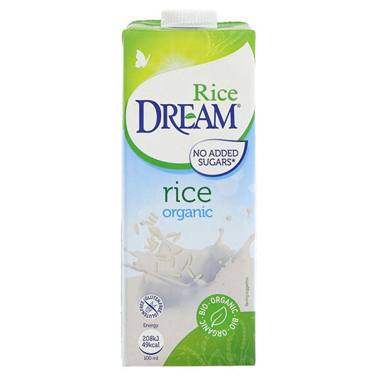 Organic Rice Milk Original