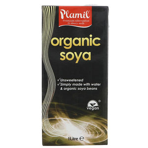 Ready to Use Soya Milk Organic