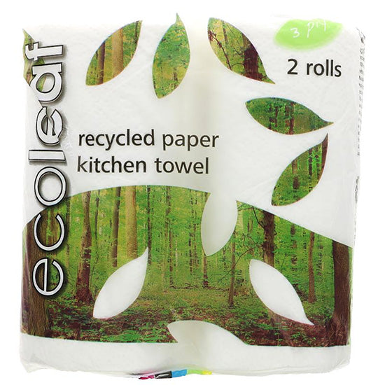 Recycled Kitchen Roll