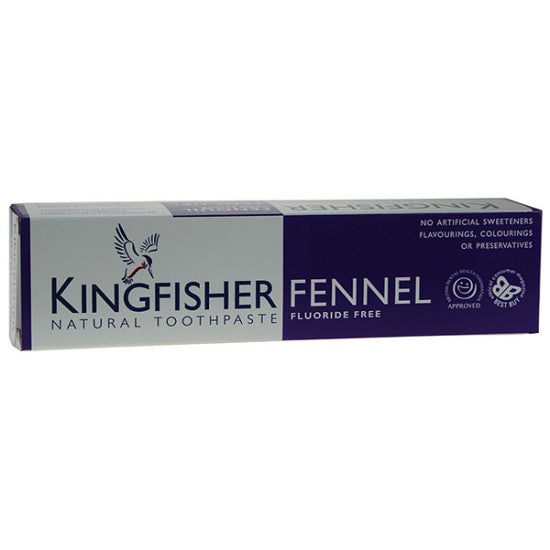 Fennel Flouride Free toothpaste PRICE CHECK
