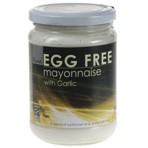Garlic Soya Mayonnaise