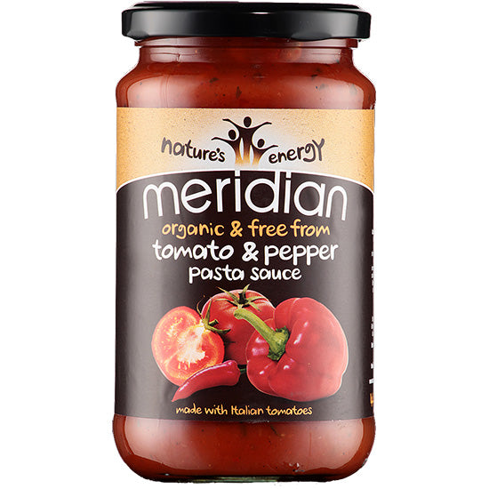 Organic Red Pepper & Chilli Pasta Sauce PRICE CHECK