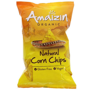 Bio Corn Chips Natural PRICE CHECK