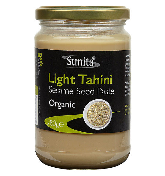 Light Tahini Organic