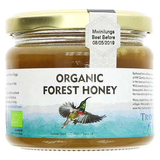 Forest honey Set Organic