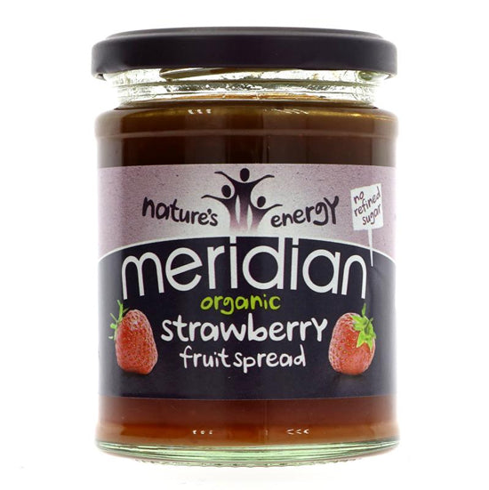 Strawberry Spread Organic
