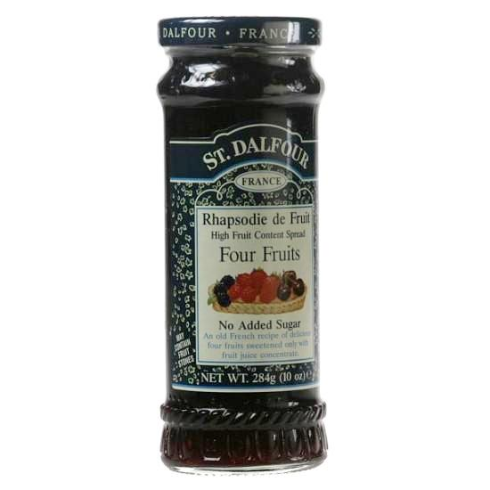 Four Berry Fruits Spread