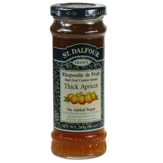 Thick Apricot Spread