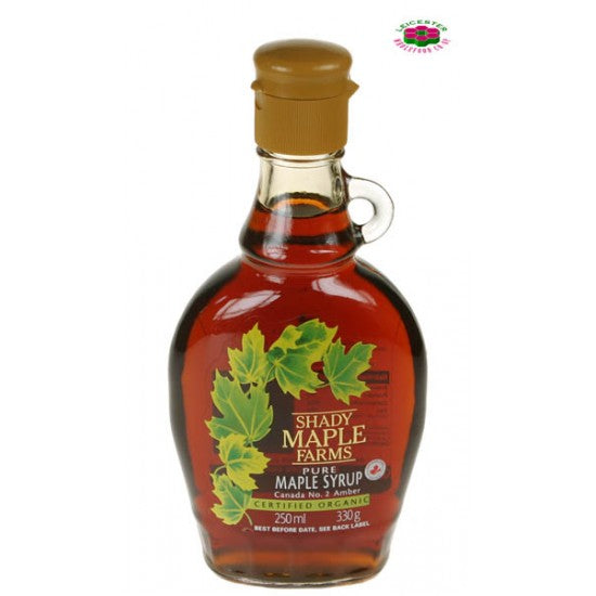 Maple Syrup Organic