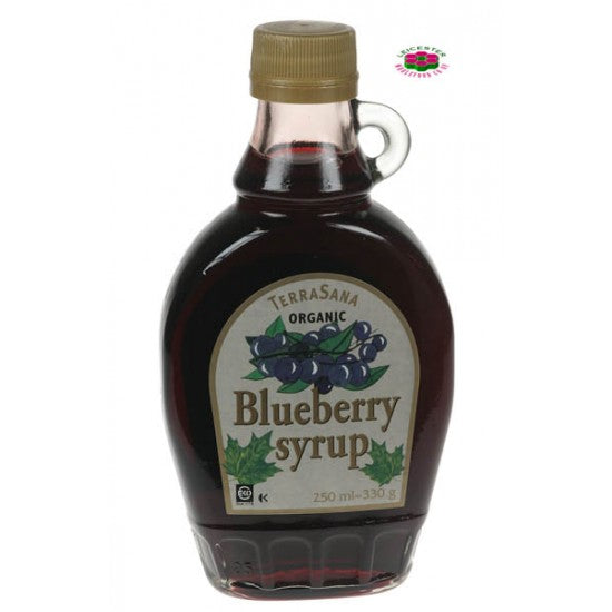 Blueberry & Maple Syrup Organic