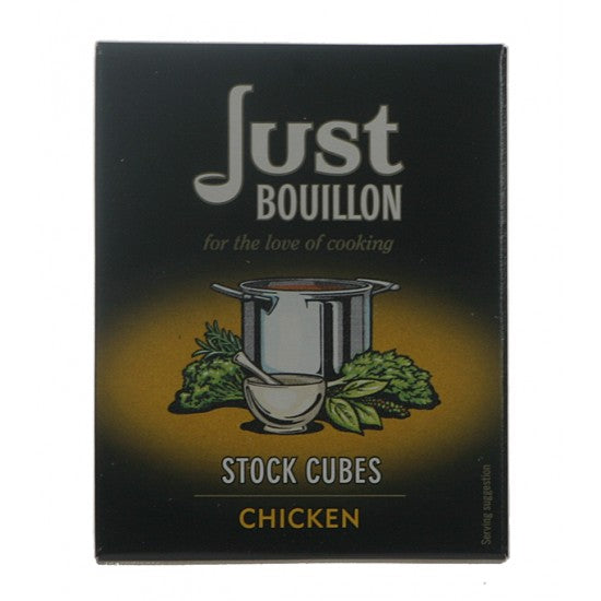 Chicken stock cubes Organic
