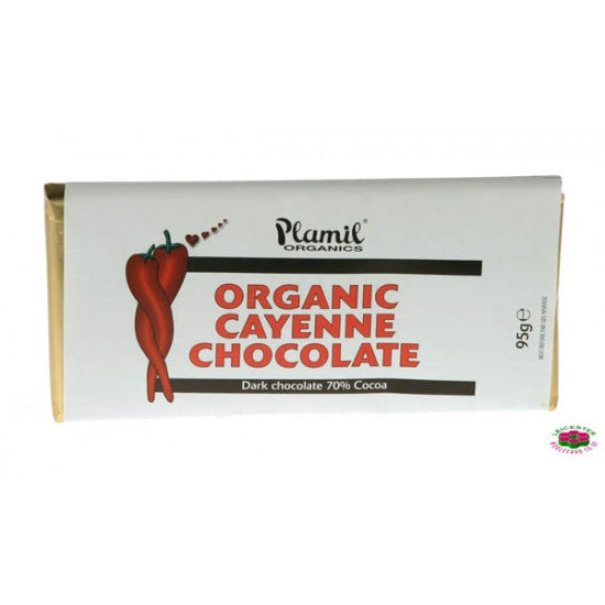 Cayenne Chocolate Organic