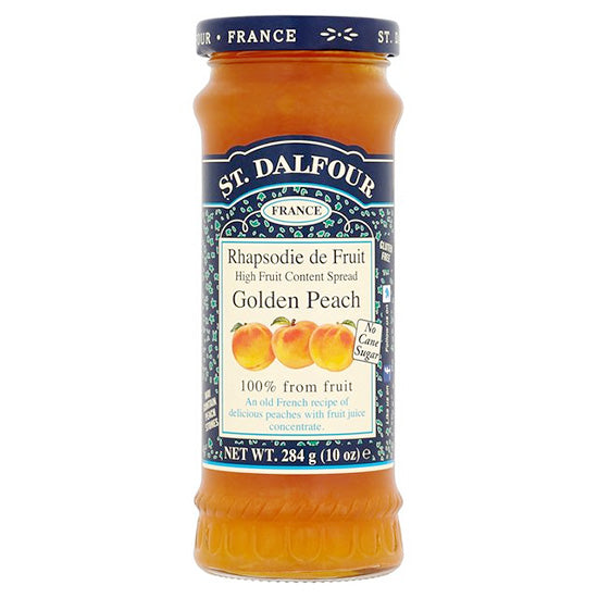 Golden Peach Spread