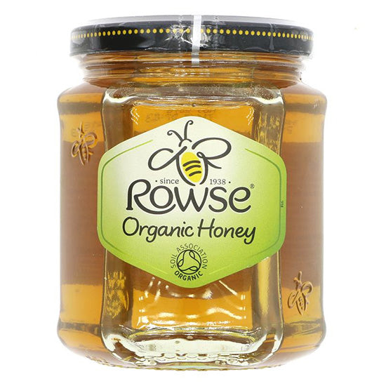 Organic Honey Clear