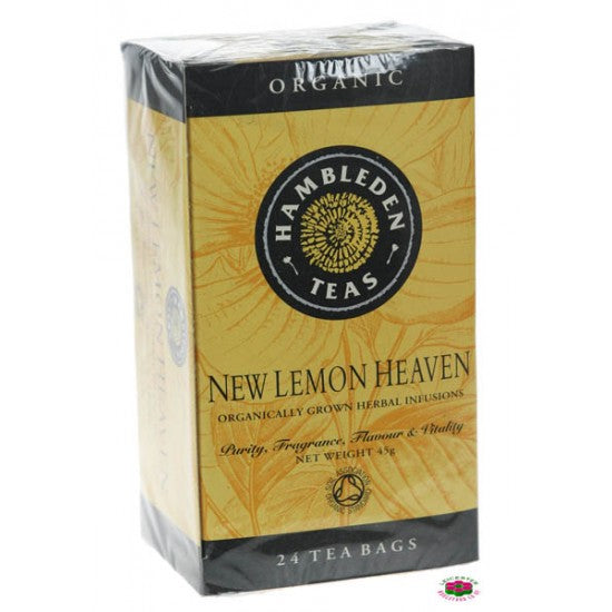 Lemon Heaven Tea Organic