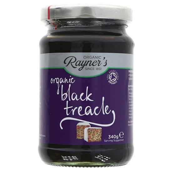 Black Treacle  organic