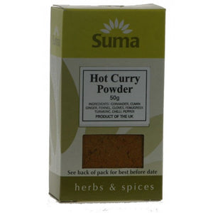 Curry Powder  Hot