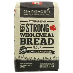 Canadian Very Strong Wholemeal Bread Flour