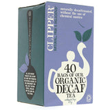Organic Decaffeinated Teabags