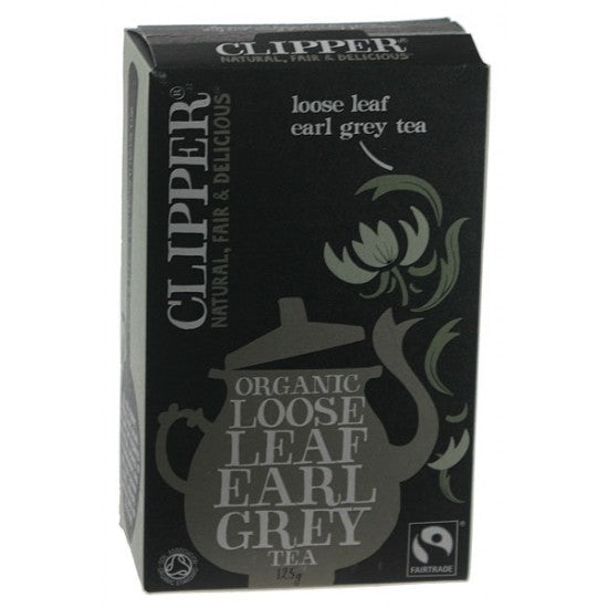 Fairtrade Organic Earl Grey Loose