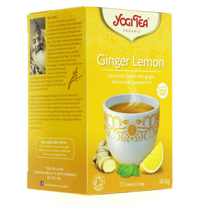 Ginger Lemon Organic