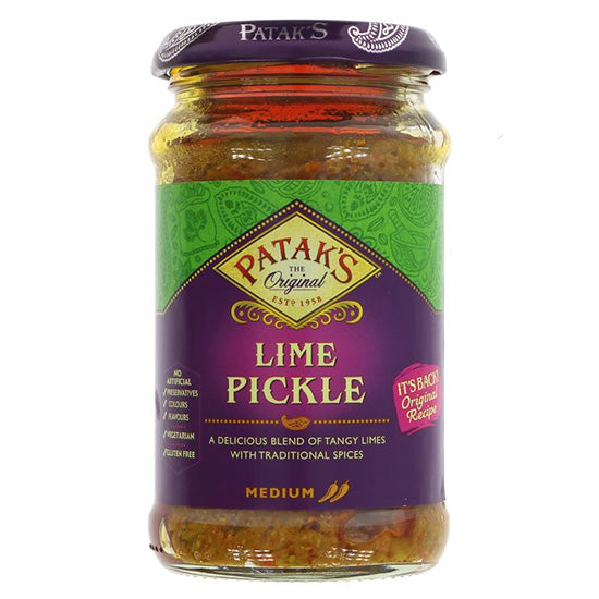 Lime Pickle Mild
