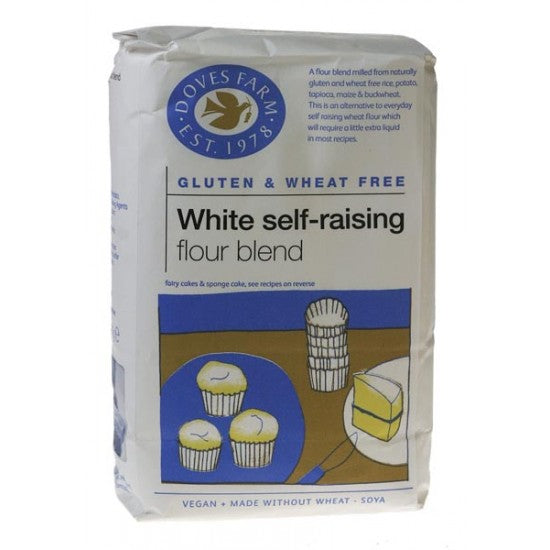 Gluten Free Self Raising White