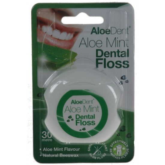 Dental Floss Aloe & Mint
