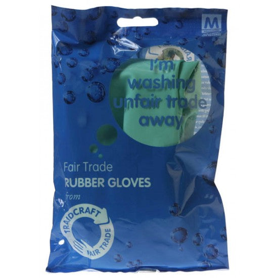 Fair Trade Rubber Gloves