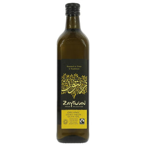 Palestinian Olive Oil Extra Virgin Organic