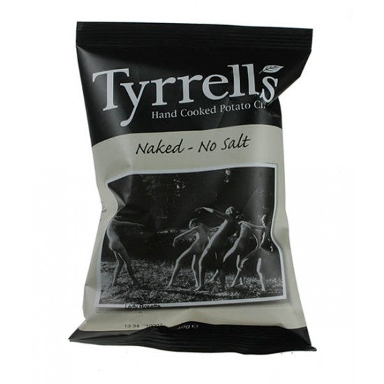 Naked  No added Salt crisps