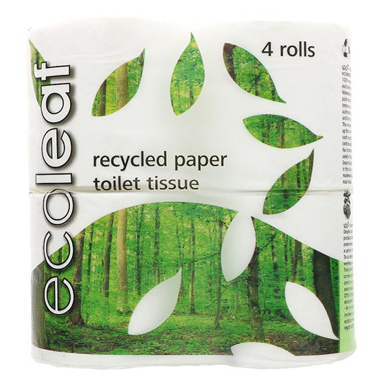 Ecoleaf Toilet Paper Roll