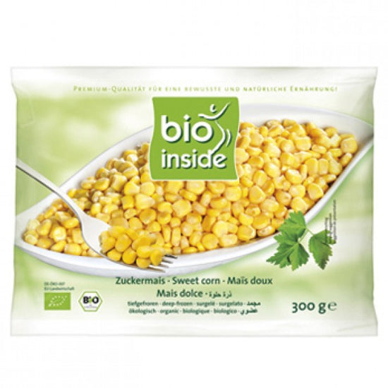 Frozen Sweetcorn Organic