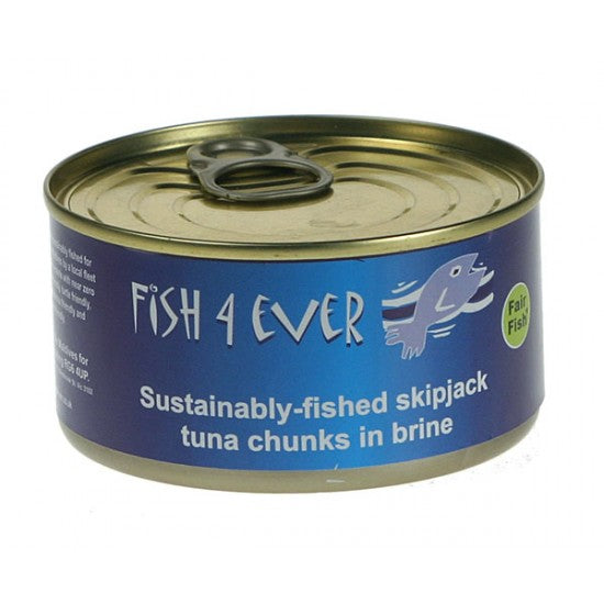 Skipjack Tuna in brine